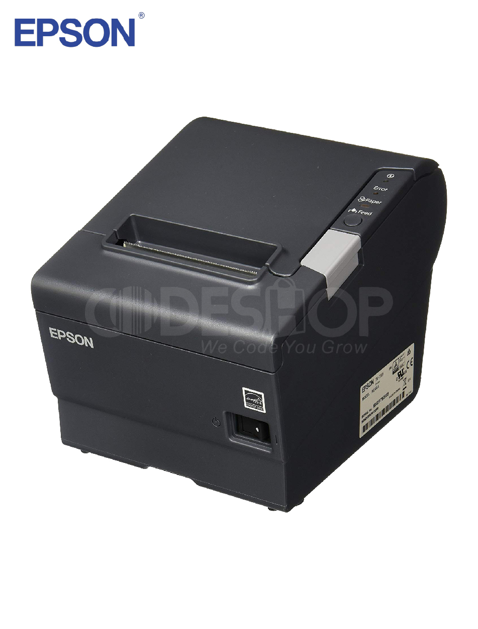 Epson Tm T82 Usb Ethernet Codeshop