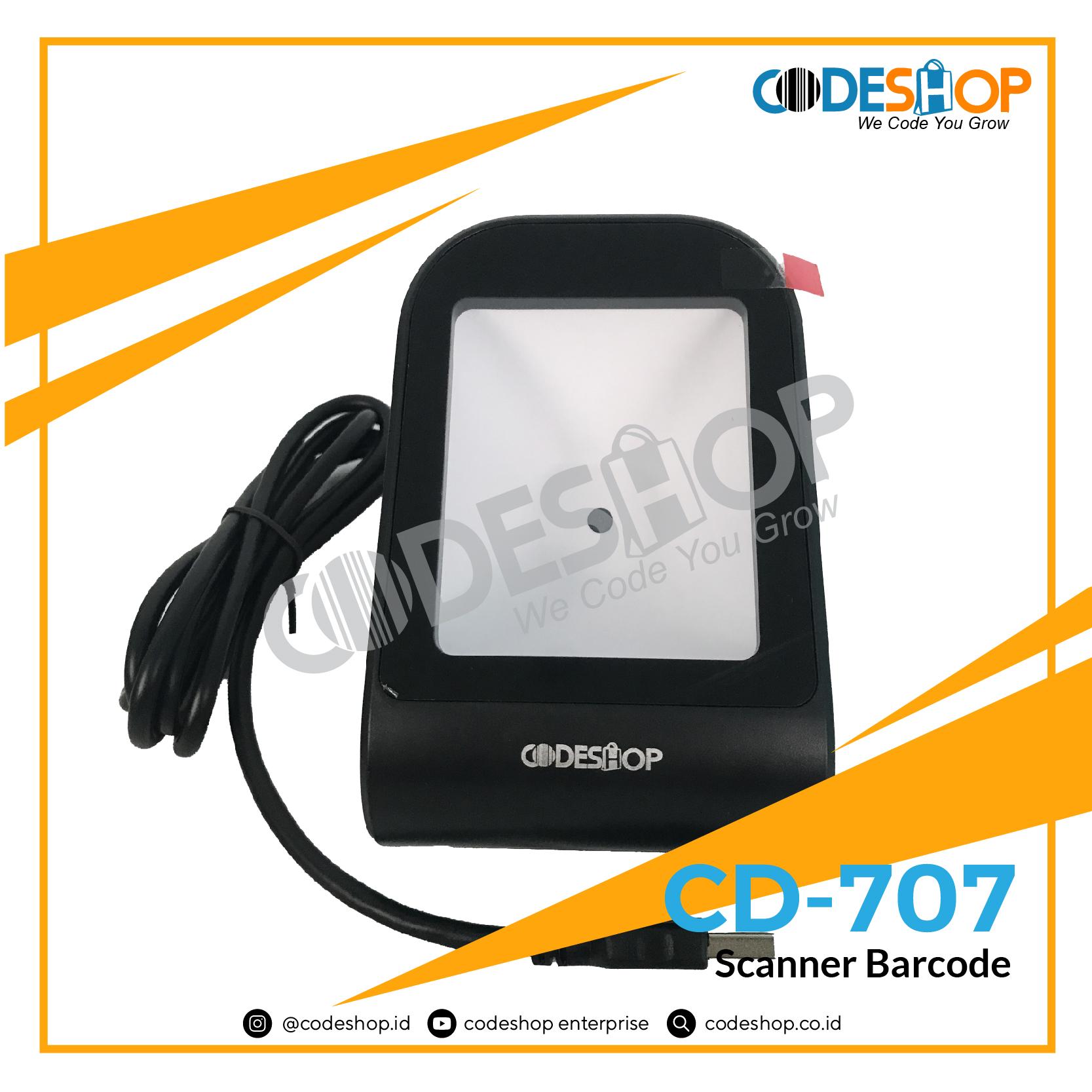 SCANNER-BARCODE-CODESHOP-CD-707